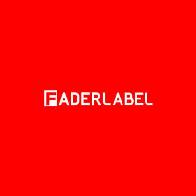 Fader Label text