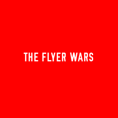 The Flyer Wars text