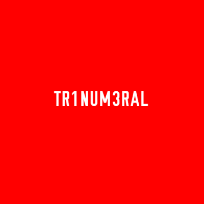 TR1NUMERAL text
